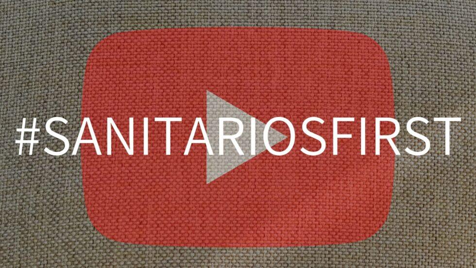#SANITARIOSFIRST, el primer canal YouTube de prácticas Mindfulness para profesionales sanitarios en la alarma sanitaria Covid-19